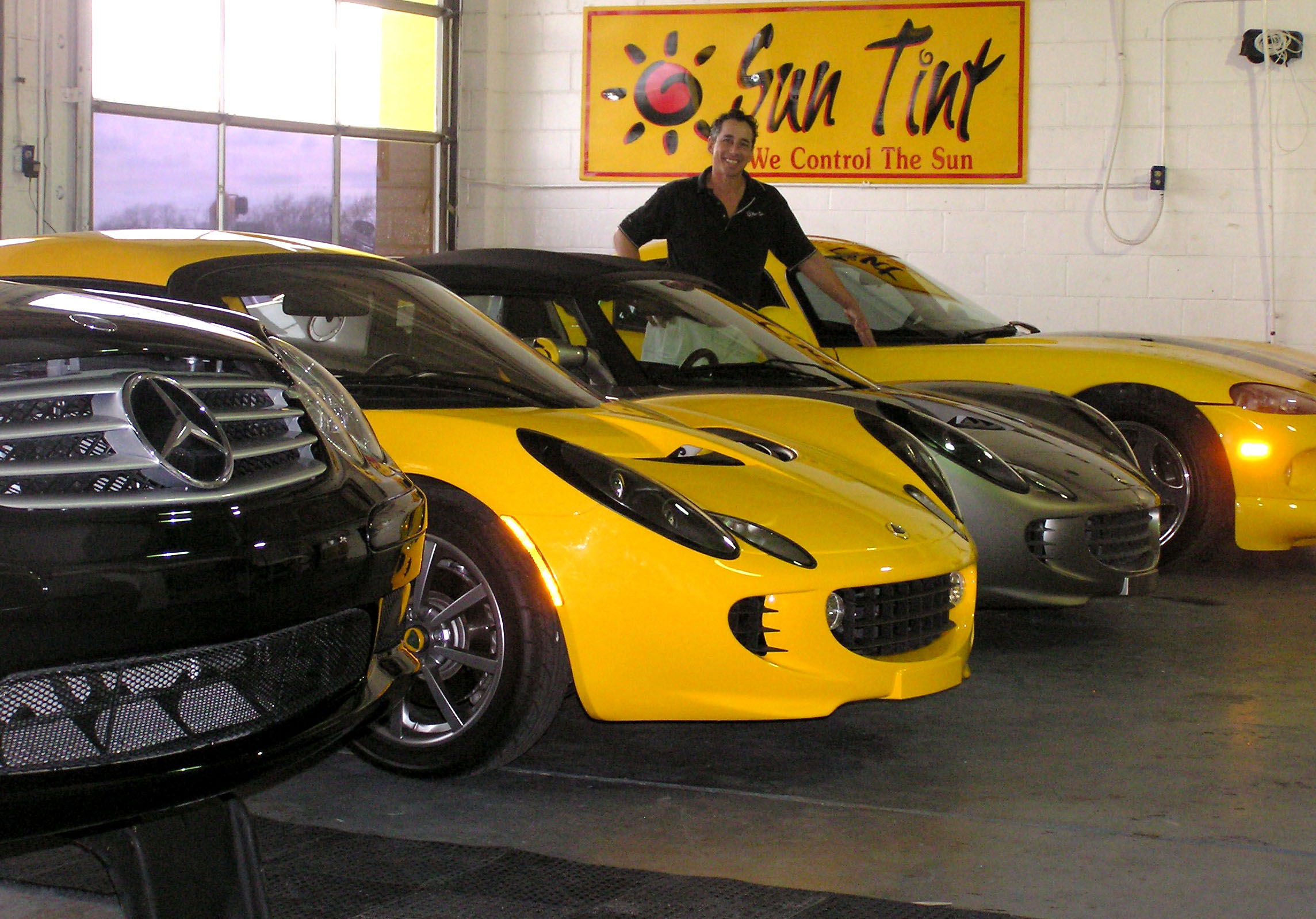 Clear Paint Protection Film Installations… Circa 2001